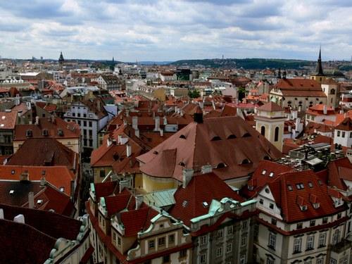 Prague weather